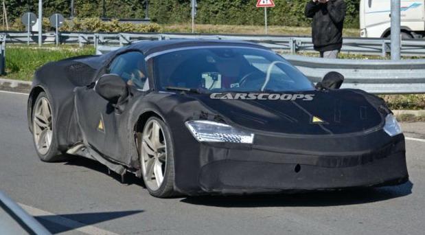 Ferrari prototip