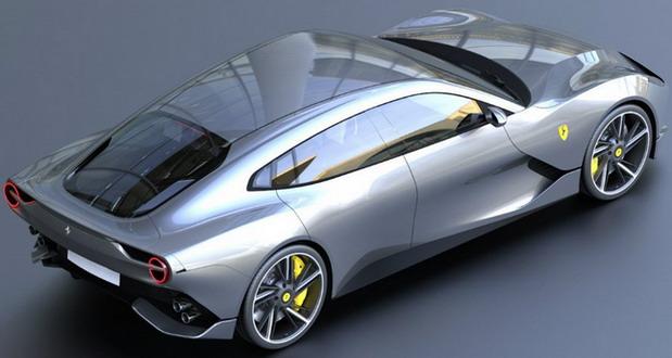 Ferrari GTC4 Grand Lusso