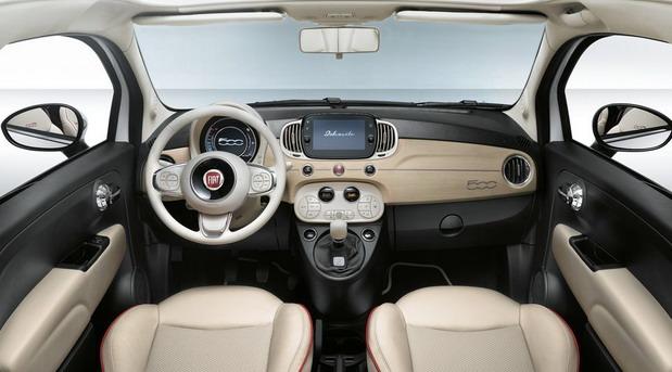 hot sales b2554 d17ca FIAT 500 Dolcevita