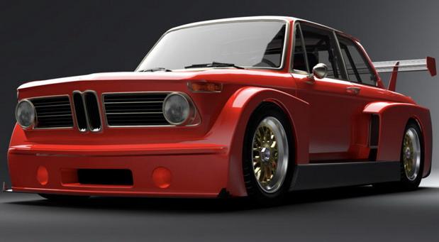 Gruppe5 Motorsport BMW 2002
