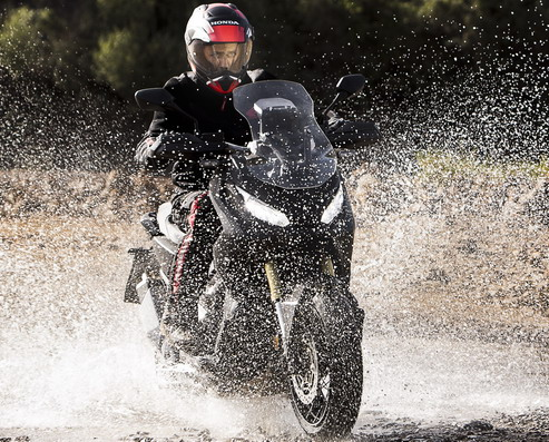 Honda Xross Challenge