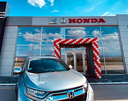 Honda u Nišu