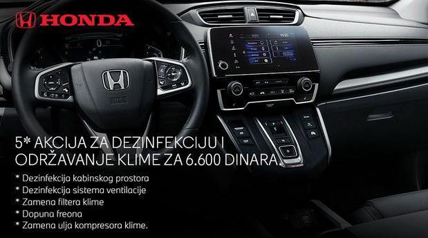 Honda akcija