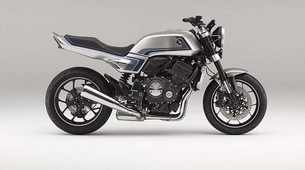Honda CB-F