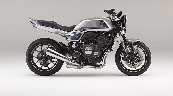 Honda CB-F koncept
