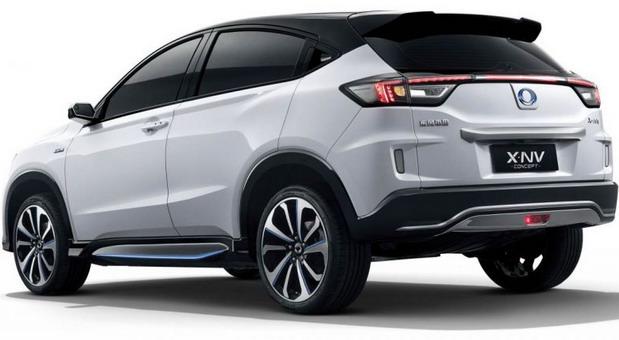 Honda X-NV Concept