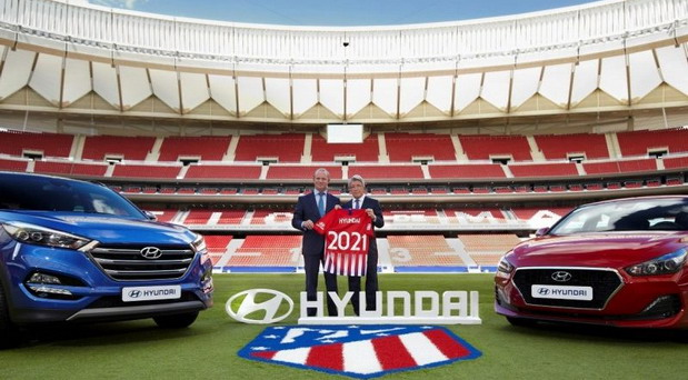 Hyundai Atletiko Madrid