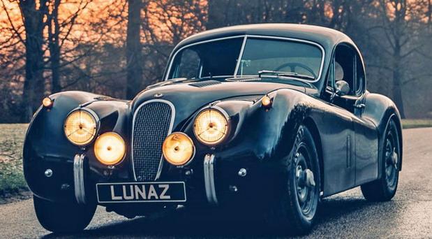 Lunaz Jaguar XK120
