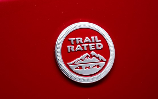 """Jeep """"4x4 Day"""" je""""Trail Rated"""""""