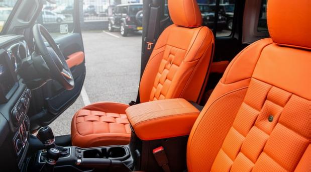 Jeep Wrangler Chelsea Truck Co CJ400 Military Edition