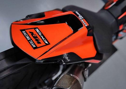 890 Duke Tech 3 MotoGP Replica Edition