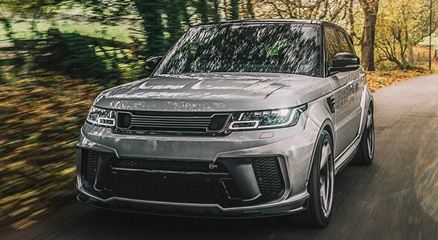 Range Rover Sport 5.0 V8 Supercharged SVR Pace Car First Edition