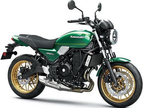 Kawasaki Z650RS