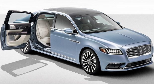 Lincoln Continental Coach