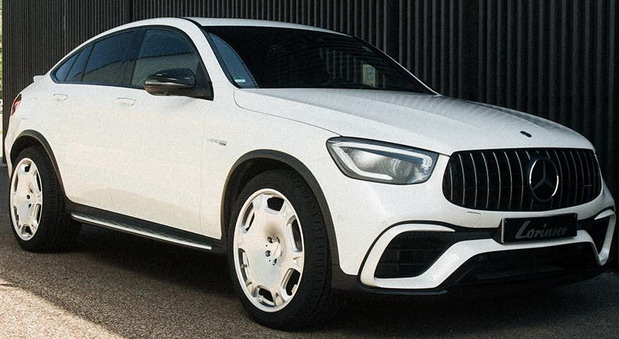 Lorinser Mercedes-AMG GLC 63 S Coupe