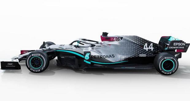 Mercedes AMG W11
