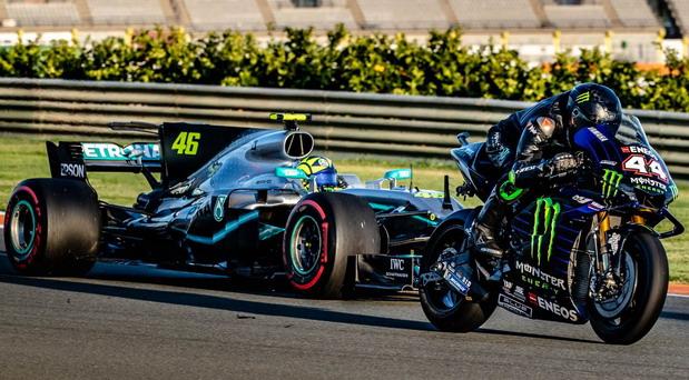 Rosi u Mercedesu, Hamilton na Jamahi