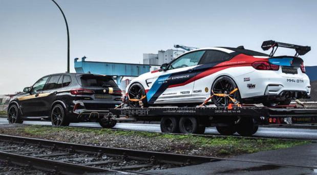 Manhart BMW X5 M