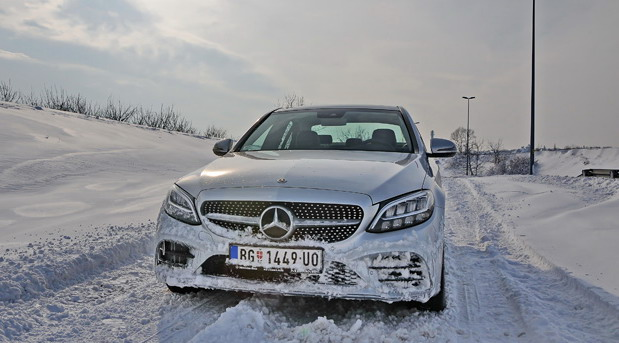 Mercedes-Benz C220d 4Matic