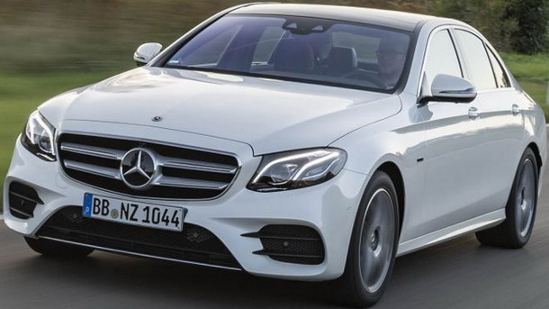 Mercedes E 300 de
