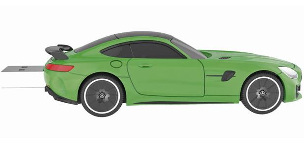 Mercedes-AMG GT R USB memorija