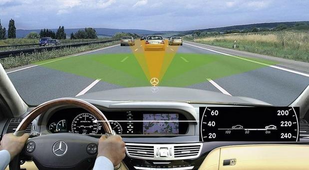 Mercedes AEB