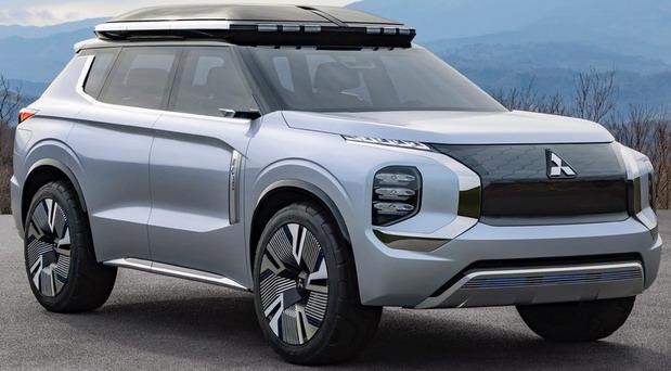 Mitsubishi Engelberg Tourer concept