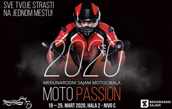 14. Sajam motocikala MOTOPASSION