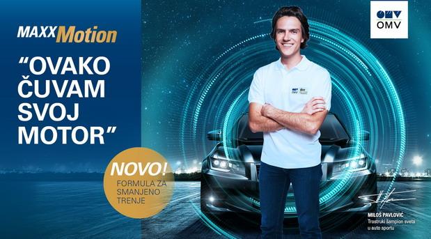 OMV MaxxMotion Super 100Plus