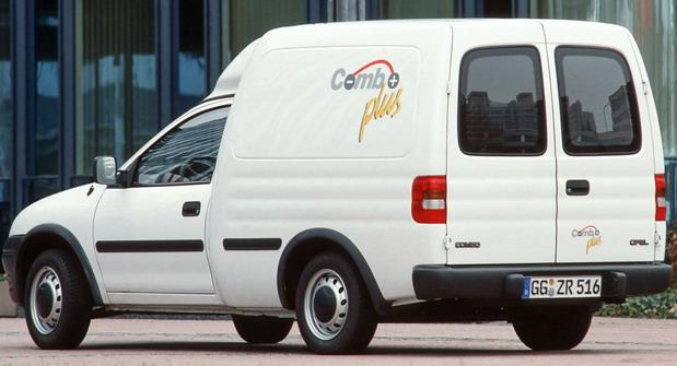 Opel Combo Impuls