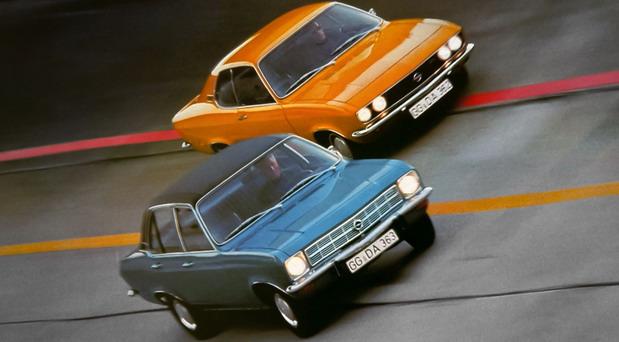Opel Ascona i Manta