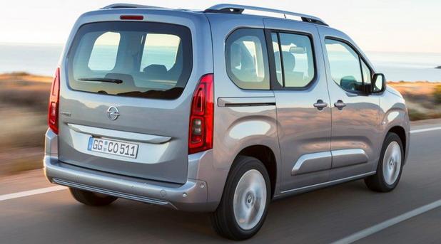 Opel Combo Life N1