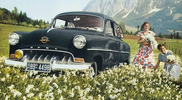 Opel 120 godina