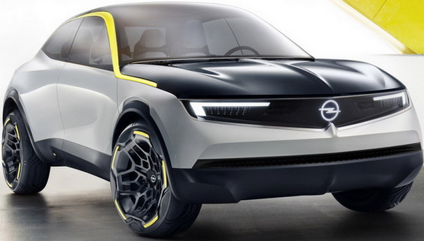 Opel GTX E