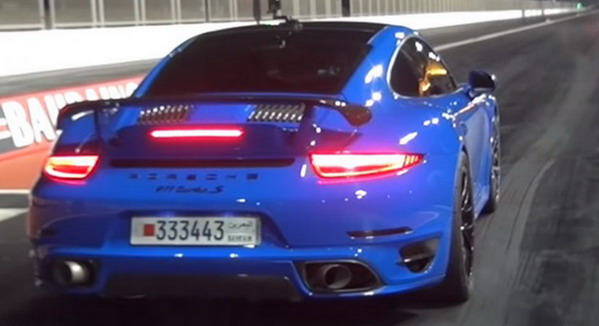 Porsche 911 EKanoo
