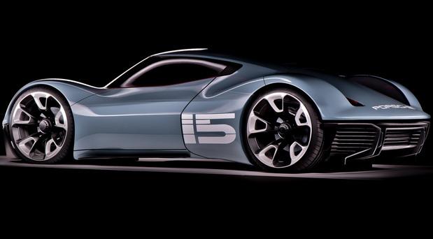 Porsche Vision 916