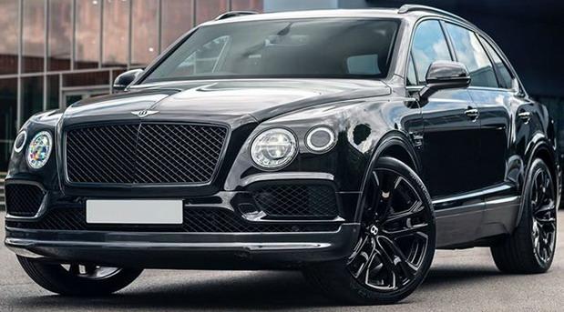 Project Kahn Bentley Bentayga V8 Centenary Edition