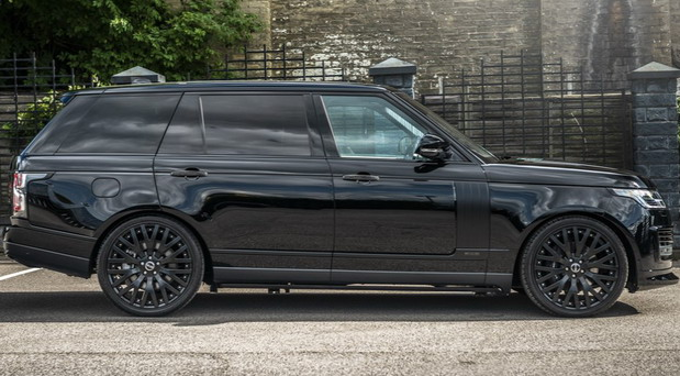 Project Kahn V8 Supercharged 5.0 Range Rover LWB