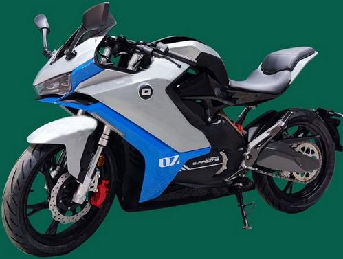 QJ Motor QJ7000D