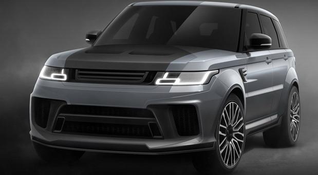 Kahn Range Rover Sport SVR Carbon Edition