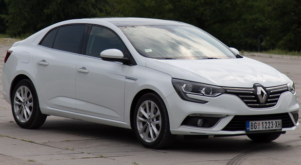 Renault Megane Grand Coupe dCi 110