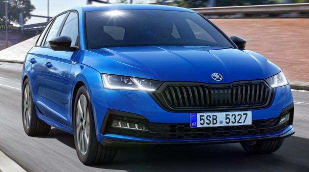 Škoda Octavia Sportline