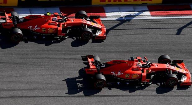 Ferrari tim