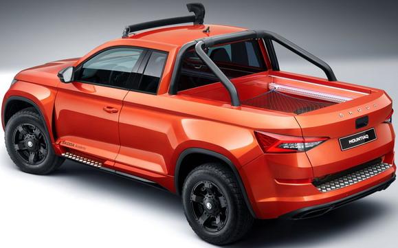 Škoda Mountiaq Concept