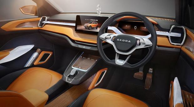 Škoda Vision IN Concept