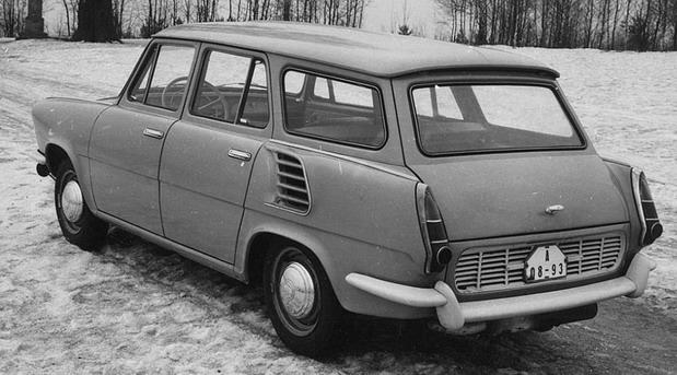 Škoda 1000 MB Hajaja