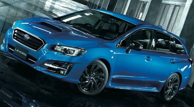 Subaru Levorg 2.0GT Eyesight V-Sport