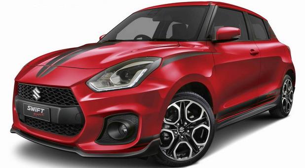 Suzuki Swift Sport Red Devil