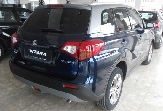 Suzuki Vitara se