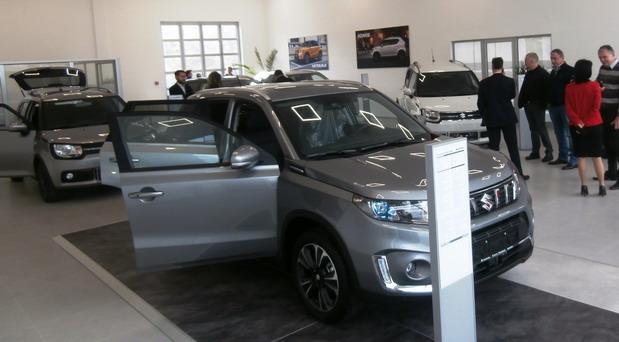 Suzuki u Nišu